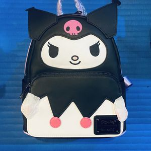 Loungefly Sanrio Kuromi Mini Backpack -NWT for Sale in Surprise, AZ
