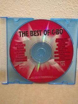 The Best Of C-Bo Cd for Sale in Fresno,  CA