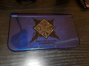 New Nintendo 3DS - Monster Hunter Generations Limited Edition for Sale in Lakeland, FL