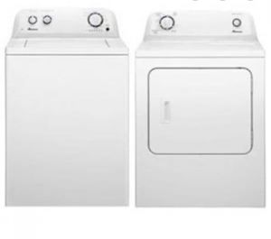 Amana washer and dryer for Sale in North Smithfield, RI