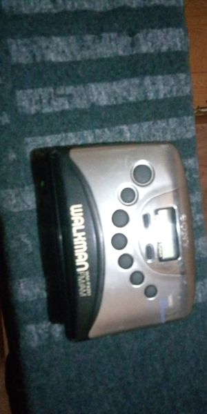 Sony cassette walkman , power turns on , had boxed away for Sale in Houston, TX