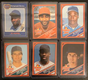 Wonders Stars baseball cards for Sale in Hayward, CA