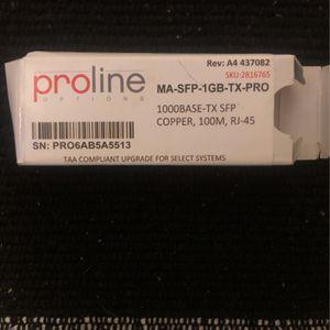 MA-SFP-1GB-TX-PRO Proline for Sale in Fresno, CA