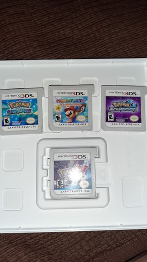 Nintendo 3ds games for Sale in Las Vegas, NV