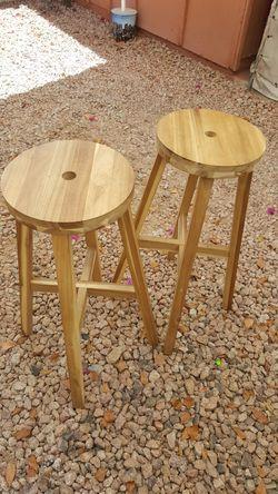 Wooden stools for Sale in Phoenix,  AZ