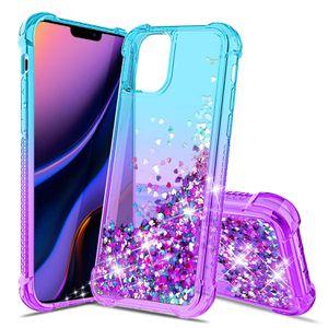 iphone 11 pro Liquid Glitter Case. for Sale in Culver City, CA