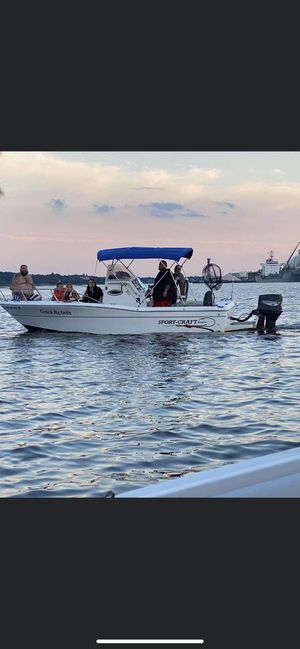 21 ft center console for Sale in Seekonk, MA