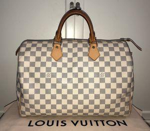 Louis Vuitton Speedy 35 bag for Sale in Boerne, TX