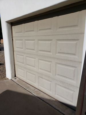 Garage door for Sale in Laveen Village, AZ