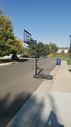 Basketball hoops for Sale in Westminster, CO