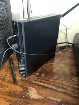 Dell Optiplex 3050 minitower desktop computer, only used for a week. for Sale in Taylorsville, UT