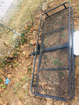 Tow carrier cargo hitch for Sale in Alexandria, VA