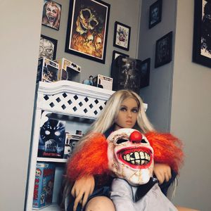 Halloween Scary Clown Mask for Sale in Riverside, CA