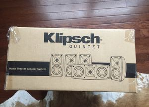 Klipsch Quintet Home Theater System for Sale in Heidelberg, PA