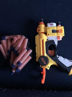 Nerf gun with foam bullets for Sale in Franklin, TN