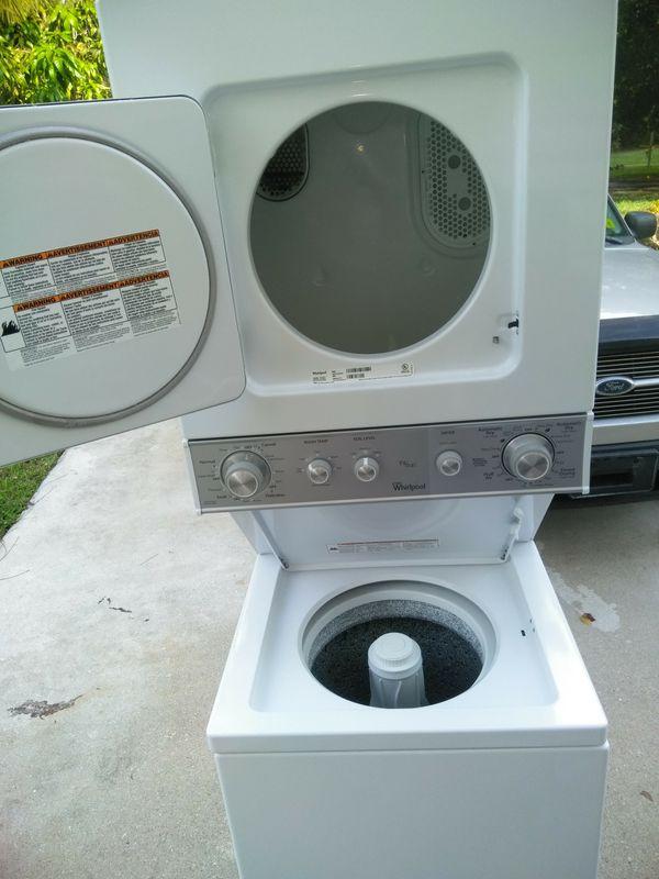 Thin Twin washer & dryer