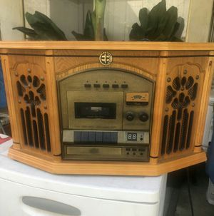 Record , cd, casste and radio player for Sale in Lakewood, CA