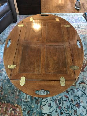 Henredon coffee table for Sale in Renton, WA