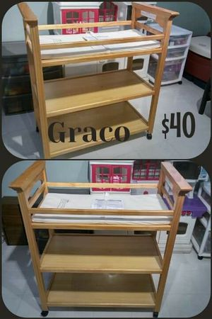 Graco baby changing table for Sale in Forest Heights, MD
