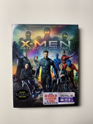 X-MEN Days of Futures Past (Blu-Ray) for Sale in Pomona, CA