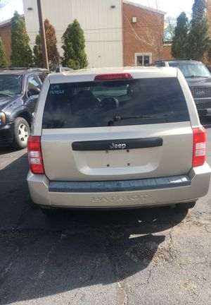 09 jeep patriot for Sale in Cleveland, OH