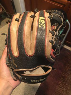 """Wilson a2k """"datdude"""" glove for Sale in Dublin, CA"""
