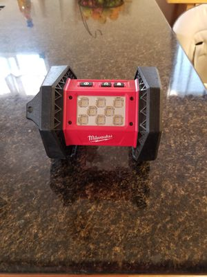 Milwaukee light m18 only the light no battery for Sale in Oakland, CA
