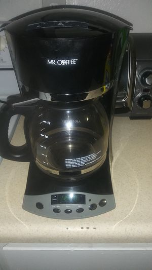 Mr. Coffee for Sale in Fresno, CA