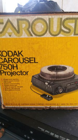 Kodak carousel 750h projector for Sale in Spring Hill, FL
