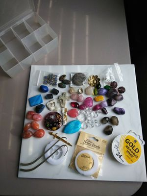 Beads for Jewelry Making for Sale in Baltimore, MD