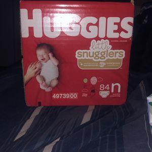 Huggies Newborn Diapers for Sale in Phoenix, AZ