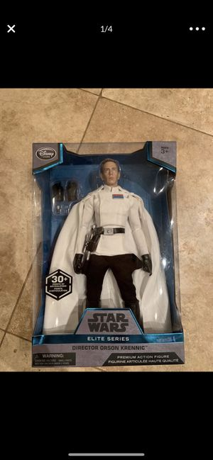 Star Wars elite series, Disney store, brand new for Sale in New Port Richey, FL