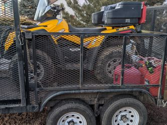 Quad And Trailer for Sale in Colorado Springs,  CO