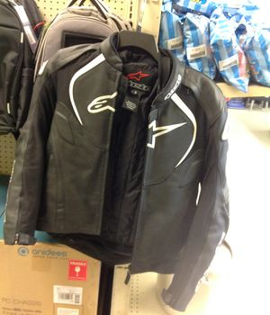 ALPINESTARS JAWS AIRFLOW MOTORCYCLE JACKET for Sale in Spring, TX