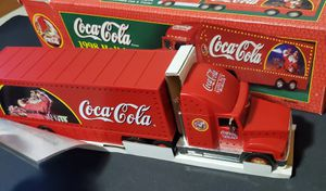 1998 Coca Cola Christmas Caravan toy truck vintage gift for Sale in Holland, PA