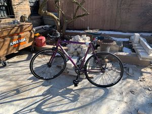 Jamis bike single speed fixie for Sale in Chicago, IL