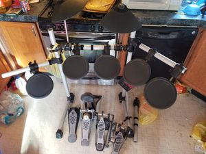Yamaha electric drum set for Sale in Hughesville, PA