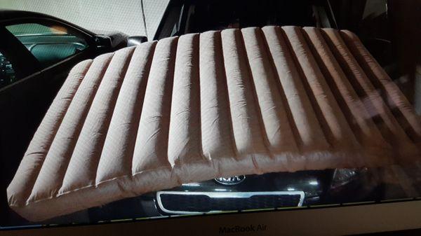 Camping Truck bedz liner air matress