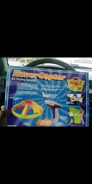 RC flying saucer for Sale in Elk Grove, CA