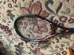 Genuine Prince oversized thunder strike tennis racket. for Sale in Portland, OR