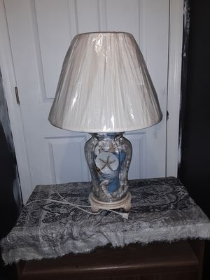 Seashell Lamp for Sale in Macon, GA