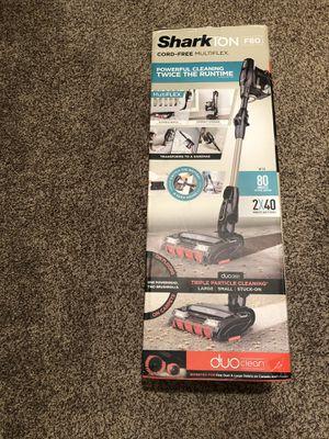 Shark Vacuum Ion F80 Duo Clean IF282 for Sale in Birmingham, AL