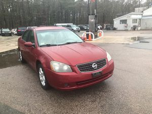 2005 NISSAN ALTIMA for Sale in Weymouth, MA