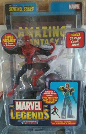 Marvel Legends Spider-Man for Sale in San Antonio, TX