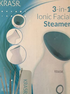 3 in 1 Lonic Facial Steamer for Sale in Columbus, OH