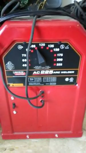 Lincoln electric 225 arc welder for Sale in Columbus, OH