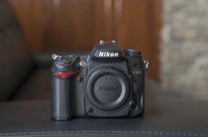 Nikon D7000 DSLR Camera Body 16.2 MP for Sale in Clackamas, OR