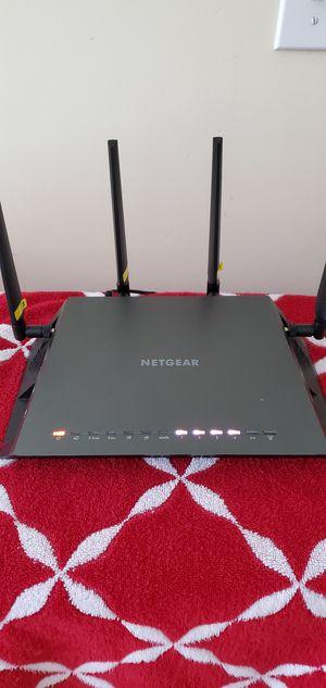 Netgear Nighthawk X4 Smart WiFi Router for Sale in Malden, MA