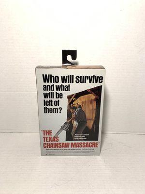 NECA Leatherhead The Texas Chainsaw Massacre for Sale in Cape Coral, FL