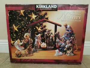 Kirkland nativity for Sale in Lake Forest, CA
